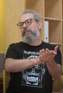 Seminář A 70. LCH - Umění Pulcinelly - Gianluca Di Matteo