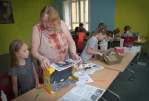 Seminář P 70. LCH - Bububu, Jiřina Polanská, Alena Štěpánová